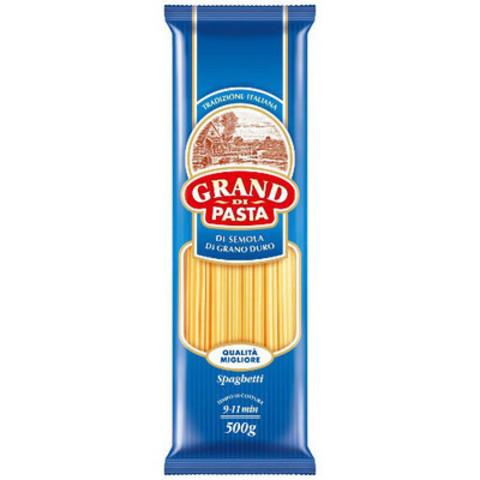 Макароны grand di pasta 500г спагетти