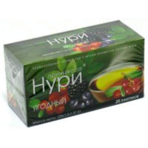 Чай нури 1.5г*25шт северные ягоды