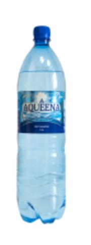 Вода aqueena 1л газ