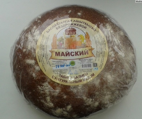 Хлеб майский 0.4кг кар нан