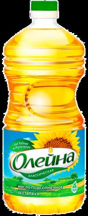 Масло подсол олейна 2л