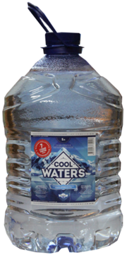 Вода coolwater 5л н/г