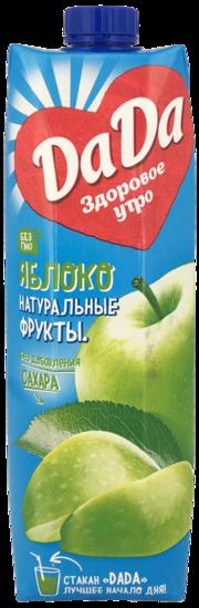 Сок да да 0.95л яблоко зелёное
