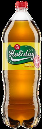 Напиток holiday 2.5л top lemonade